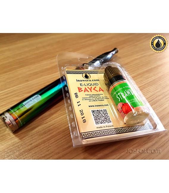 Никотинова течност - Strawberry (Ягода) - Bayca