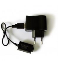 Комплект USB зарядно+Адаптор 220V за Електронна цигара