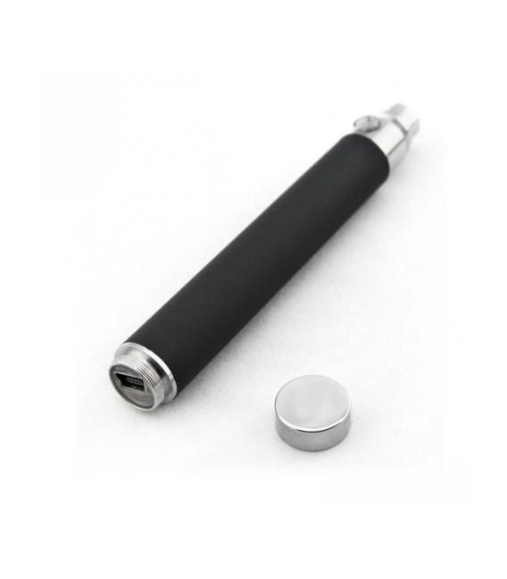 EGO-T USB батерия за електронна цигара - 1100mAh - черна