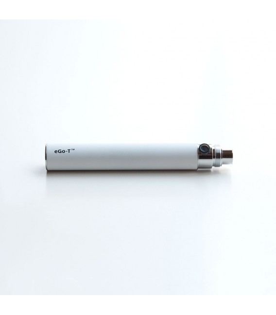 Батерия за електронна цигара - 1100mAh - бяла