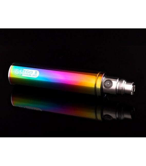 EGO II Rainbow - батерия за електронна цигара - 2200 mAh